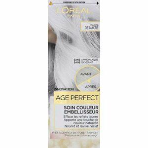 L'Oréal Paris Soin couleur embellisseur touche de nacre – Le tube de 80 ml