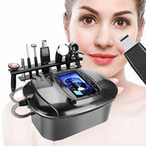 Machine de beauté du visage – Machine de beauté faciale de rajeunissement de peau,Massage du visage,Améliore le raffermissement du blanchiment de la peau(3#)