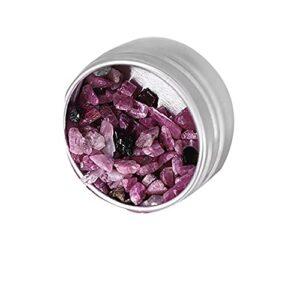Nail art strass, gemmes d'ongles bijoux décalcomanies décorations pierres précieuses pour dot dot strinest ongles percer irrégulier décoration bricolage,1