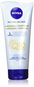 NIVEA Q10 Plus Crème anti-cellulite + raffermissante pour réduire l'apparition de cellulite, soin du corps, 1 x 200 ml
