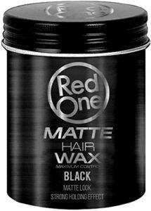 Redone Cire Cheveux Spider Noir 100 ml