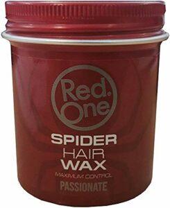 Redone Cire Cheveux Spider Passionate Rouge 100 ml