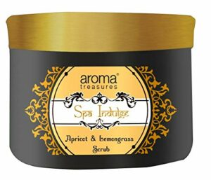 Spa Indulge Gommage Abricot & Citronnelle 500g