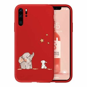 Suhctup Newest Conception de Modèle Couleur Coque Huawei Mate 20 [Coque Silicone Liquide] [Ultra-Mince] Anti-Rayure, Housse Protection Complète du Corps Silicone Gel Case Huawei Mate 20
