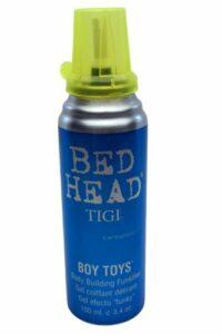 Tigi Bed Head – Soin Du Cheveu – Boys Toys Body Building Funkifier – Coiffure 100ml