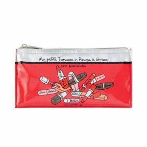 Trousse à rouges à lèvres HELENA Fines bouches – Derrière la porte