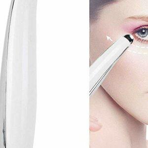 Yuyanshop Appareil de massage des yeux – Instrument de beauté des yeux – Stylo de massage électrique pour enlever les cernes, les poches et la fatigue