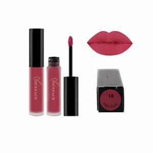 Babysbreath Nice Face Mat 26couleurs, gloss mat étanche longue durée Rouge à lèvres pour lèvres Maquillage Rouge à lèvres