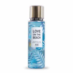 Brume parfumée corps et cheveux Fraîcheur Océan 200ml – AQC