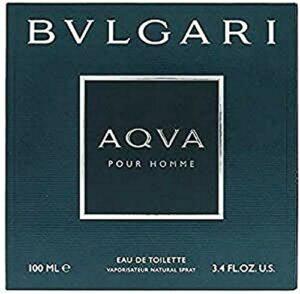 Bulgari AQVA HOMME eau de toilette Vaporisateur 100ml