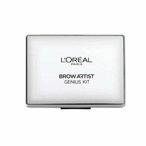 L'Oréal Paris Brow Artist Genius Kit pour Sourcils 01 Clair à Médium