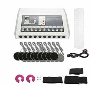 Machine de thérapie par impulsion numérique basse fréquence soulagement de la douleur masseur de corps réduction de graisse de lifting minceur Machine de santé de beauté