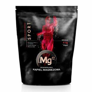 MG12 Flocons de Magnésium – Sous Forme de Flocons de Bain – Absorbé Par Voie Sous-Cutanée Bain Relaxant Paquet de 1 x (4000g)