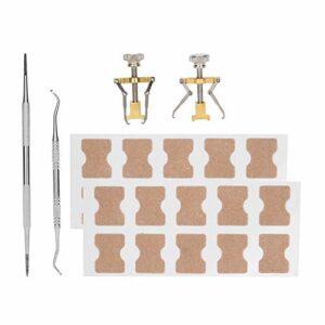 Nail Fixer Pad Toenails Brace Manucure Tool Confortable pour la correction des ongles pour un usage domestique