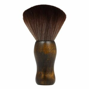 Naliovker Professional Cou Doux Visage Duster Brosses Coiffeur Cheveux Propre Brosse à Cheveux Salon Coupe Coiffure Styling Maquillage Outil