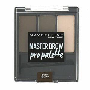 Palette Master Bow Pro Sourcils Gemey Maybelline
