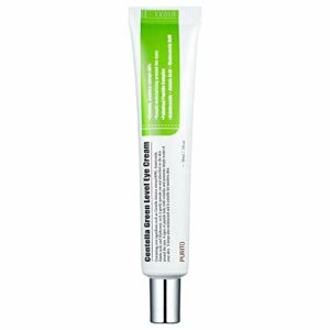 PURITO Centella Green Level Crème pour contour des yeux – 30 ml, K-Beauty