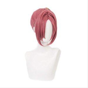Queue de cheval courte Playtume Jibaku Shounen – Reliée aux toilettes – Hanako kun – Cheveux synthétiques résistants à la chaleur – WHYFDC