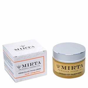 Une crème luxueuse avec un arôme de fleurs d'oranger parfumées. Grâce à la grande concentration de carotinoïdes, vitamine A et E, elle protège la peau des influences extérieures, raffermissantes.
