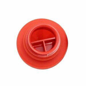 ZJXYYYzj Repulpeur De Lèvres, 1pc Sexy Lip Plumper Appareil Enhancer Tomate Lèvres Plein Plumper Appareil Super Outil d'aspiration Massage du Corps en Silicone (Color : B)