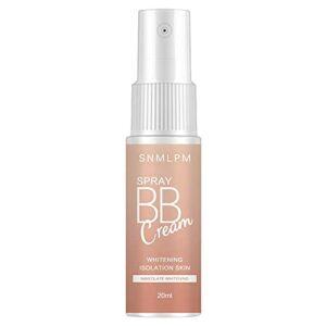20ml BB Crème Spray Correcteur Base Maquillage Paresseux Portatif De Peau De Blanchiment Imperméable pour La Peau De Jambe De Corps De Corps De Visage