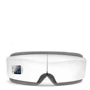 Airbag Vibration Eye Massager Soins Des Yeux Instrumen Chauffage Bluetooth Musique Soulage La Fatigue Et Les Cernes 4Dmultifonction