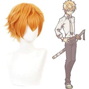Anime Lié Aux Toilettes Jibaku Shounen Hanako-Kun Cosplay Perruques Hanako Kun Nene Yashiro Perruque De Cheveux Synthétiques Ha0799