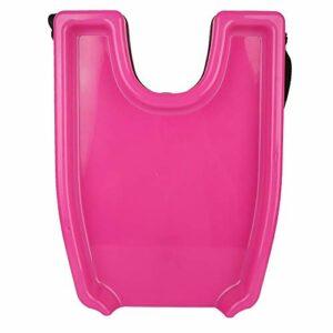 Bac à shampooing, outils de lavage des cheveux, bassin de shampoing domestique portable pour femmes enceintes lit pour personnes âgées bain et shampooing faciles et sûrs(Rose)