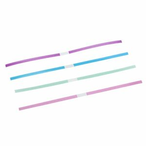 Bandes de finition, bandes dentaires, fibre multifonctionnelle flexible résistante à la déchirure pour le lissage pour le polissage Bon pour le kit d'outils de contournage de la brillance