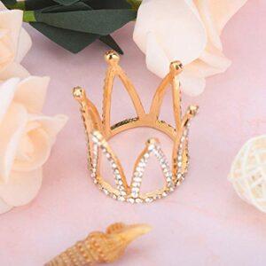 Crown Support pour stylo avec motif de couronne, support pour pinceaux [01], 3 types de support pour brosse à ongles, autocollants pour nail art et accessoires