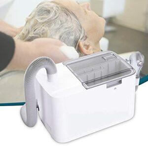 EFGSbed Machine à Shampooing électrique, Nettoyage du Corps Complet, pour Aux Blessés/Personnes Âgées Handicapé, Adaptée à L'hôpital Familial Maisons De Soins De Shampooing électriques