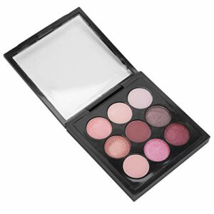 Eye Cosmetic Tool Kit de maquillage longue durée pour une utilisation quotidienne pour une peau naturelle pour un maquillage à utiliser pour un teint uniforme pour une peau lisse(04, Reindeer)