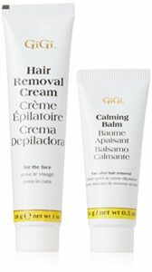 GiGi Gigi Épilation Crème pour le visage (pack de 2)
