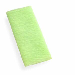 NYKK Bath Loofahs Ménage récurage Serviette for Hommes et Femmes Gommages et traitements pour Le Corps ( Color : A , Size : 6 Pack )