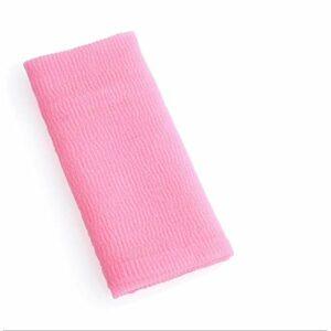 NYKK Bath Loofahs Ménage récurage Serviette for Hommes et Femmes Gommages et traitements pour Le Corps ( Color : C , Size : 3 Pack )