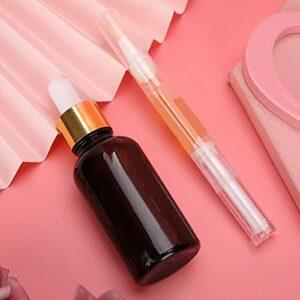 Sérum liquide pour les ongles à l'huile essentielle pour les ongles pour les amateurs d'art des ongles pour un usage quotidien pour un salon de manucure