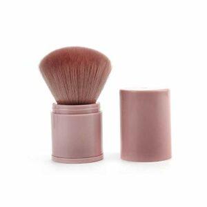 Simsly Kabuki Pinceau Poudre Pinceau fond de teint pour fond de teint poudre minérale Blending fard à joues Buffing pinceau de maquillage