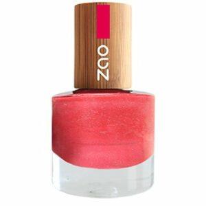 Zao – Vernis à ongles en bambou – n° 657 / Rose fuchsia – 8 ml