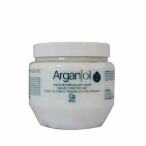 Argan Oil – Crème Conditionneur Beauté Cheveux – Baume Traitement Professionnel à l'Huile d'Argan – Revitalisant et Nourrissant – Sans Parabens – 250 ml
