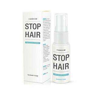 Baugger LANTHOME 20ml Épilation définitive au corps, inhibiteur de croissance des cheveux, Spray anti-poils