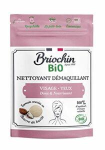 Briochin depuis 1919 Nettoyant Démaquillant Visage/Yeux