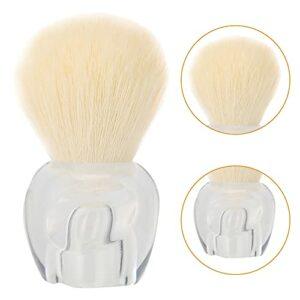 Brosse à ongles, brosse de maquillage de conception debout innovante pour le ménage pour le salon de beauté de salon de manucure