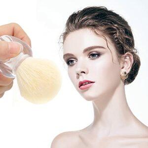 Brosse de maquillage, brosse à ongles légère portative de conception innovante professionnelle pour le salon de beauté de salon de manucure pour le ménage