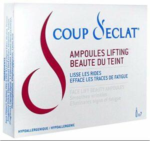 Coup d'Éclat 7 Ampoules Lifting Beauté du Teint
