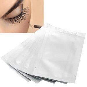 Coussinets sous les yeux, patchs pour les yeux en hydrogel non pelucheux 10 paires confortables pour extensions de cils pour greffage individuel magasin de greffage de cils