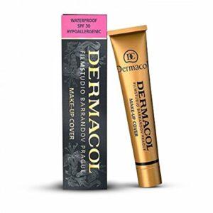 Dermacol Make-up cover Crème correctrice « Le secret de la beauté des stars » 30 g, TEINTE TRES CLAIRE