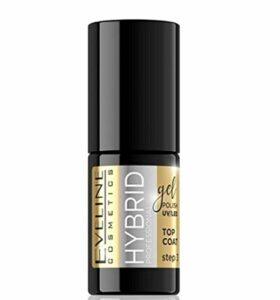 Eveline Cosmetics Vernis à Ongles Top Hybrid 5 ml