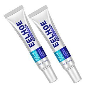 FRCOLOR 2 Pièces Traitement Crème pour Le Visage Taches Boutons Marques de Cicatrices Remover Pimple Et Réparation Soins De La Peau Fournitures