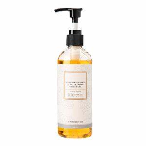 Gel douche, nettoyant pour le corps nettoie en profondeur la saleté de la peau pour un usage domestique pour le lavage du corps soins du corps unisexe