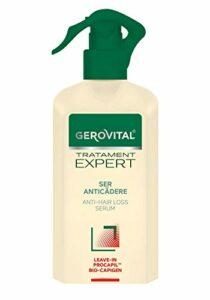 Gerovital Tratament Expert, Sérum Anti-Chute, Soin capillaire anti-chute, 150 ml